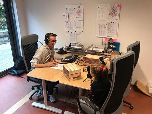 bastiaan meijer eigen podcast opnemen